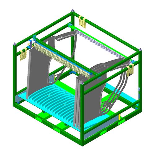 Design and Prototype - Rack 3 - Aristo Industries