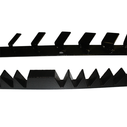 Dunnage-Packaging-Totes - Dunnage Rails - Aristo Industries