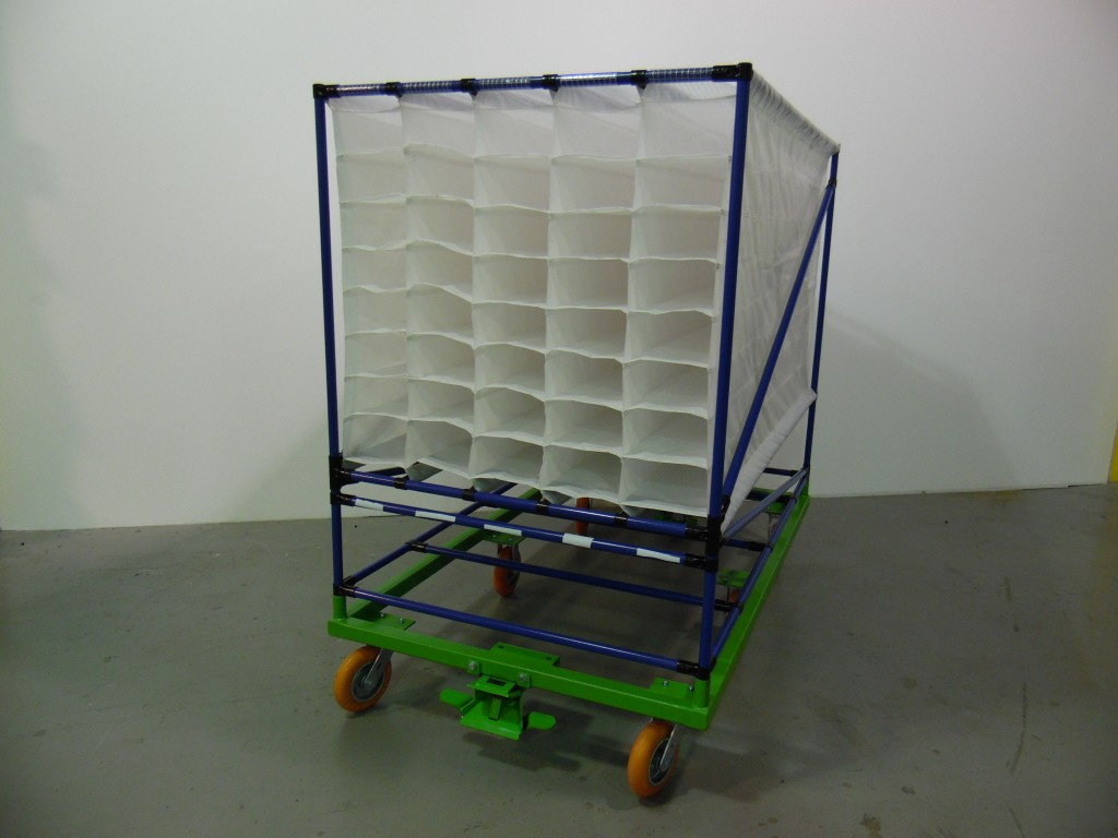 Rocker Panel Bag Cart