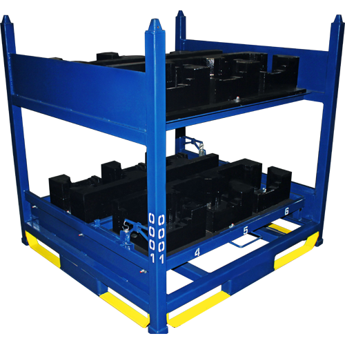 Welded Rakcs - Aristo Industries - Welded Rack with Dunnage