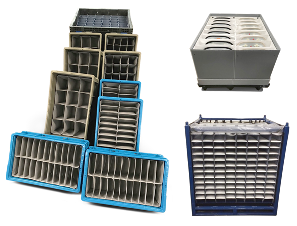 Textile / Fabric Dunnage